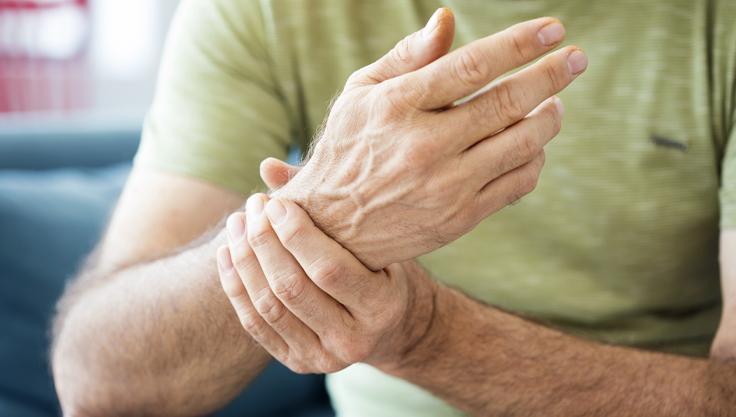 Slidgigt: Årsag, symptomer og behandling